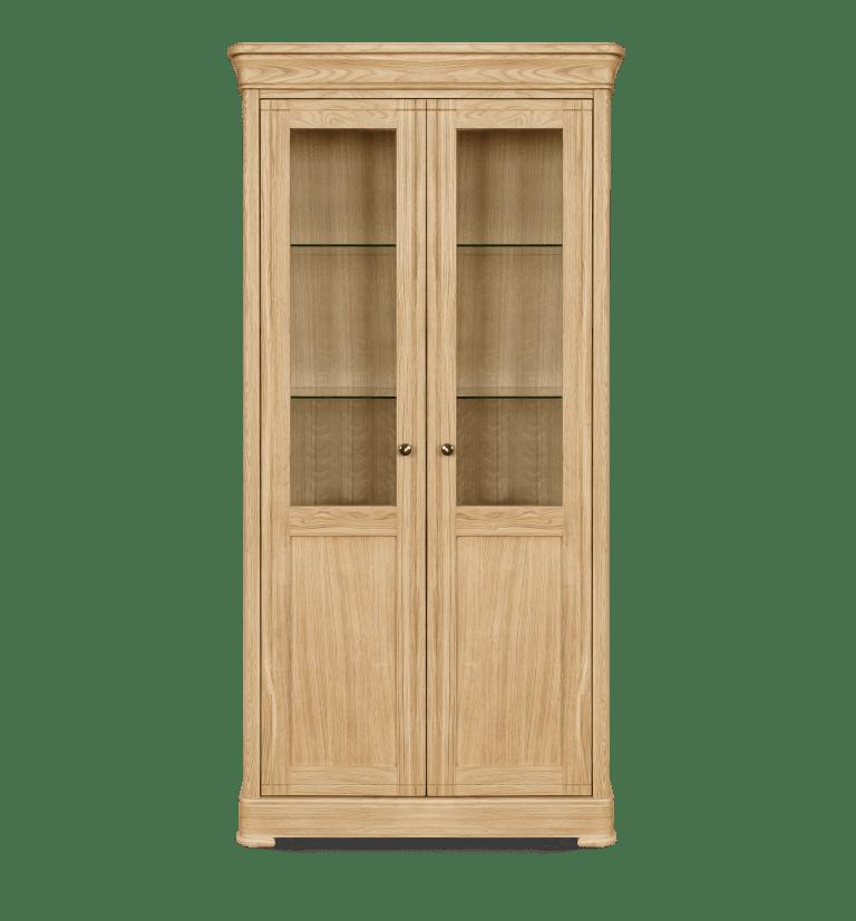 Display Cabinet H 1900 x W 1000 x D 460