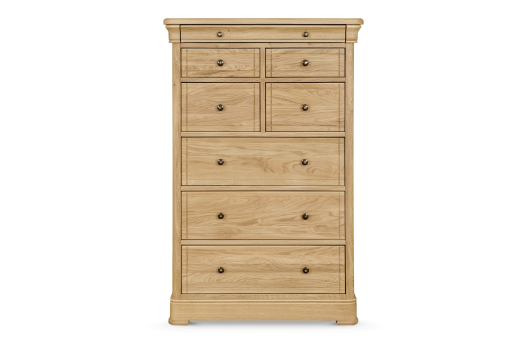 Tall Chest of Dravers H 1355 x W 910 x D 460