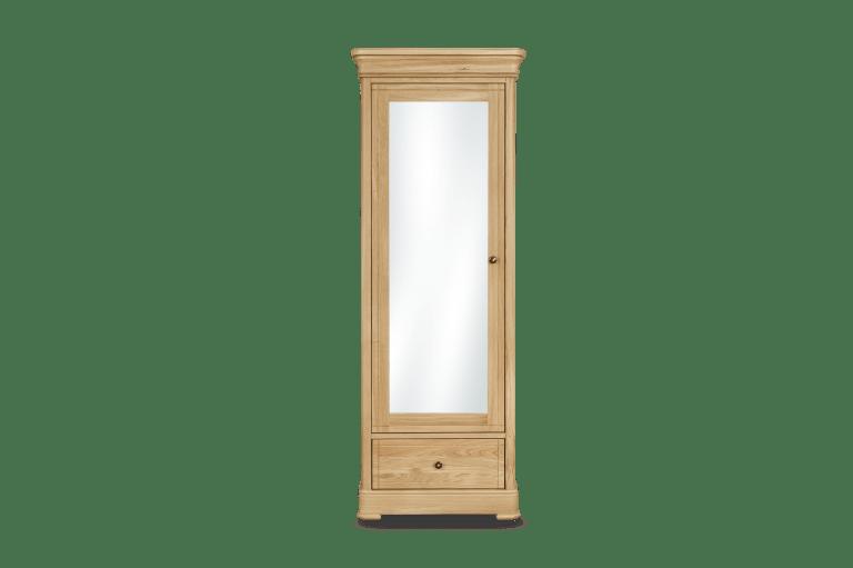 Wardrobe with Mirror H 1800 x W 690 x D 460