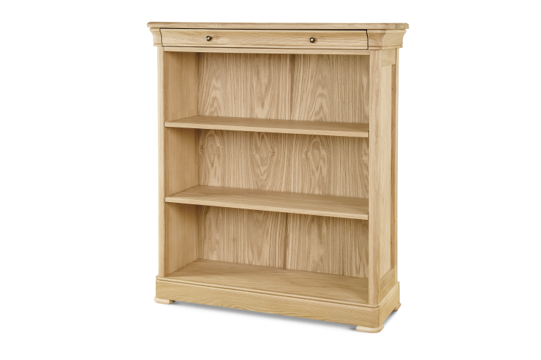 Bookcase with Drawer H 1230 x W 1100 x D 360