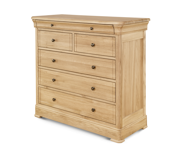 Chest of Five Drawers H 970 x W 1050 x D 460