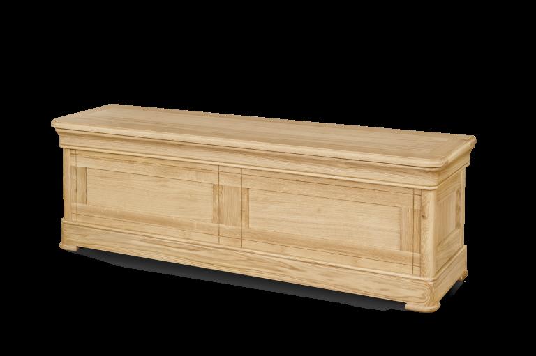 Blanket Box H 500 x W 1250 x D 400 H 500 x W 1550 x D 400